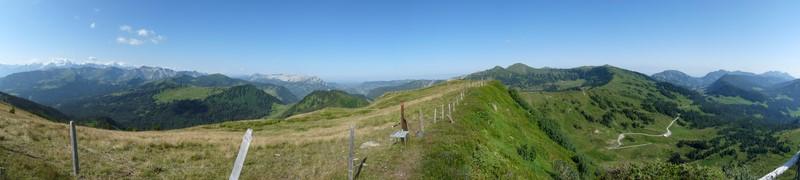 Panorama Miesenstock